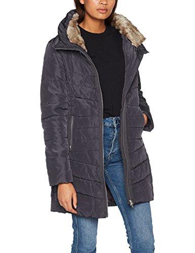 9858 Asphalt Oliver Blouson s by Q designed Femme Gris S zWw8qPCcv7