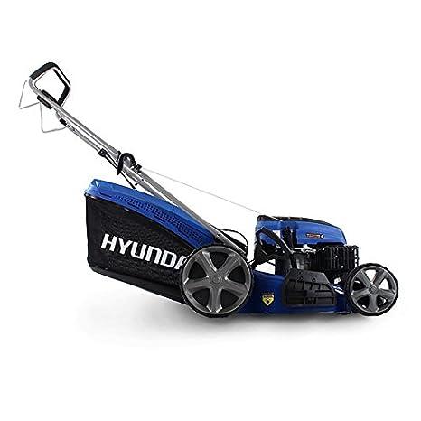 Hyundai HYM510SP Cortacésped de gasolina de 4 tiempos 173CC ...