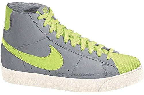 Nike Damen Tênis Ventilador Meados - 375573-005 Grau