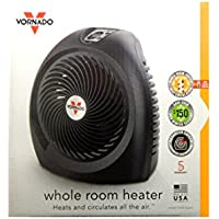 Vornado Whole Room Heater AVH2 Digital Auto Shut Off