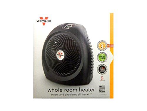 Vornado Whole Room Heater AVH2 Digital Auto Shut Off