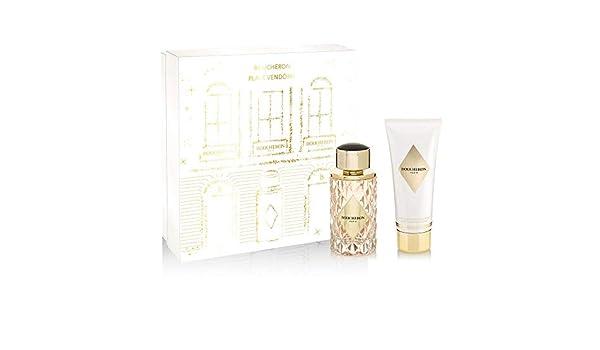 Boucheron - Estuche de regalo Eau de Parfum Place Vendôme: Amazon.es: Belleza
