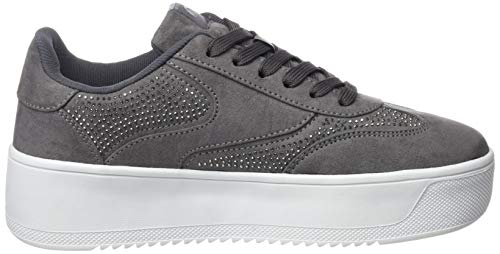 Grau Softy 69389 MTNG Gris C41635 Damen Sneakers wIqItnzfx