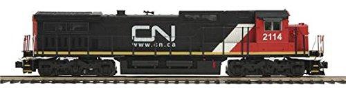 O Scale Dash-8/Narrow Nose w/PS2, CN Dash 8 Narrow Nose