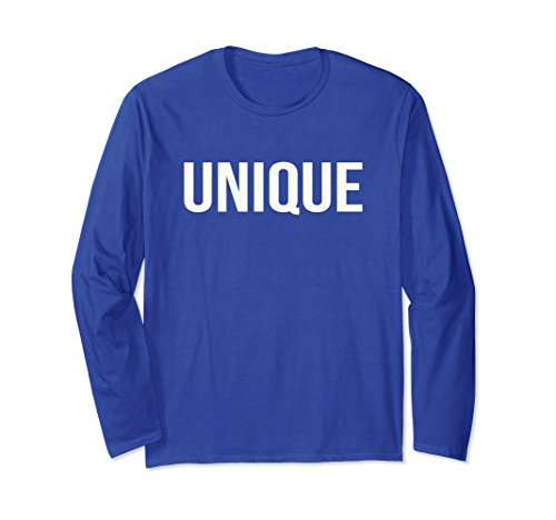 Unique Royal Blue T-Shirt - 7