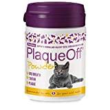 Product review for Plaque Off for Cats 40g - Special Feline Formulation