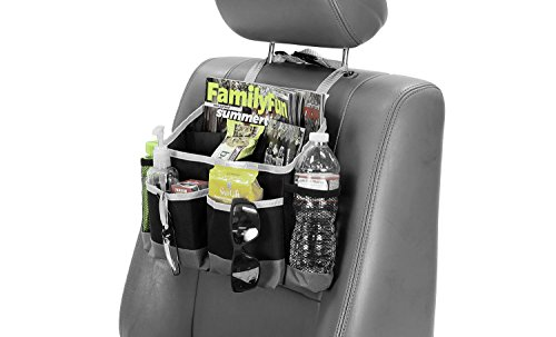 FH Group FH1131GRAY FH1131-GRAY Car Seat Storage Bag (E-Z Travel)