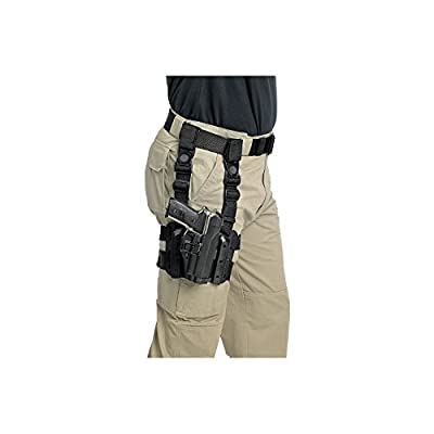 BLACKHAWK! Serpa Level 2 Tactical Black Holster