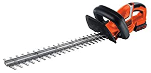 BLACK+DECKER GTC1845L20-XE 18V 45Cm 2.0Ah Lithium-Ion Hedge Trimmer