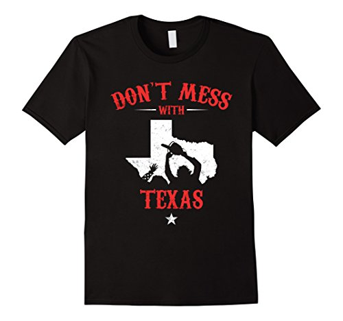 Adult Texas Chainsaw (Men's Dont Mess with Texas Chainsaw Shirt 2XL)