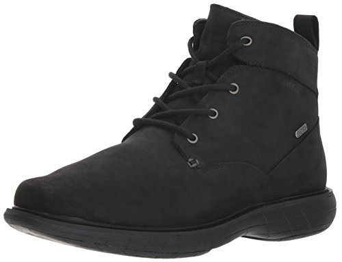 Merrell Men's World VUE Chukka Waterproof Mule, Black, 11.5 M US