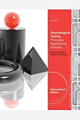 Psychological Assessment and Theory: Creating and Using Psychological Tests, International Edition Paperback