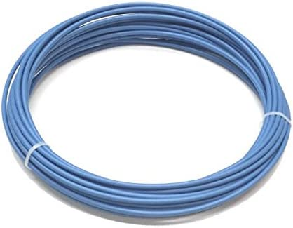 Kunststoffschweißdraht PE-HD Blau 4mm Rund Kunststoff schweissen