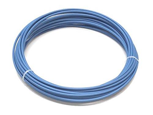 10 m RAL5015 Kunststoffschwei/ßdraht PE-HD 4mm Rund Blau