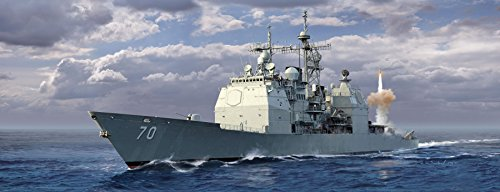 - Dragon Models 1/700 U.S.S. Lake Erie CG-70 - Ticonderoga Class Guided Missile Cruiser Model Kit