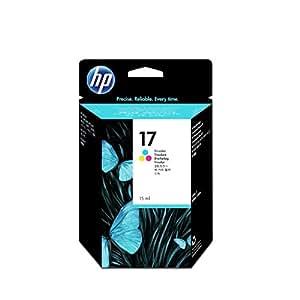 HP Ink Tri-Color 15ml Pages 430 ( No. 17 ), C6625A (Pages 430 ( No. 17 ))