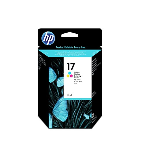 (HP 17 Tri-color Ink Cartridge (C6625A) for HP DeskJet 841 842)