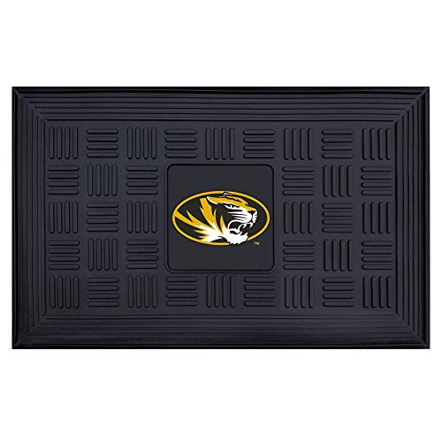 FANMATS NCAA University of Missouri Tigers Vinyl Door - Missouri Tigers Vinyl