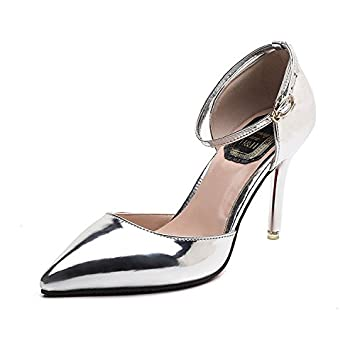 juste prix nouvelle saison Nouvelles Arrivées GAOLIM Sandales Noir employés (Norvège Escarpin Chaussures ...