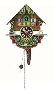 Reloj cucú Casa de la selva negra TU 618