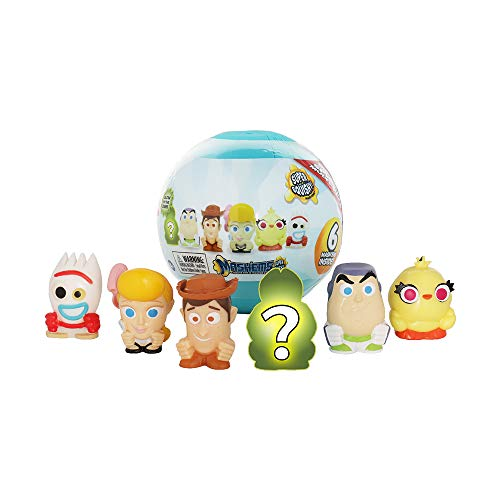 Basic Fun Official Mash'ems Super Sphere - Toy Story 4 Series 1 - Squishy Collectible Figures