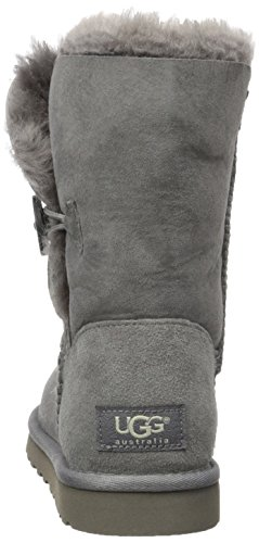 Stivali Stivali Stivali Bailey 5803 Grey Button Ugg Donna xw6YqnBf