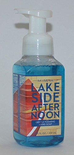 Bath & Body Works Gentle Foaming Hand Soap Lakeside - Lavender Fiji Soap