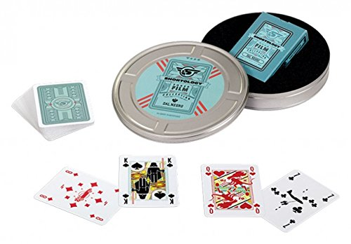 Dal Negro: ''Shortology Poker Movies'' Poker, Rummy Playing Cards * Deck of 55 cards * [ Italian Import ] by Dal Negro
