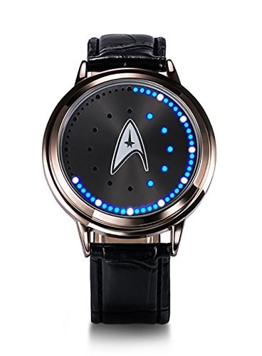 Wildforlife Star Trek Second Generation Touch LED Watch (Command)