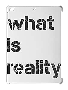 what is reality iPad air plastic case