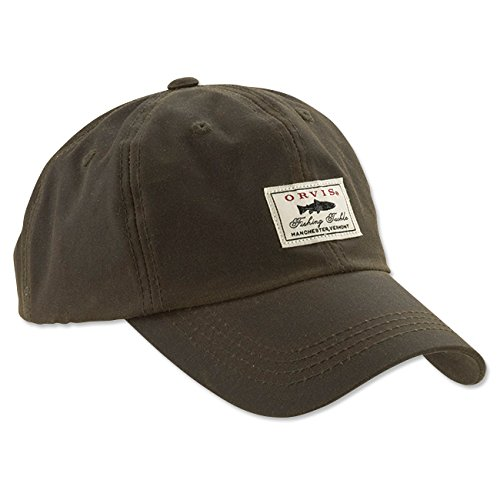 orvis-vintage-waxed-cotton-ball-cap
