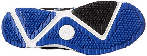 New Balance hombres del césped t4040V3béisbol zapatos Negro/Azul