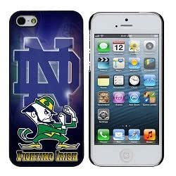 University of Notre Dame Fighting Irish NCAA iphone 5/5s Case