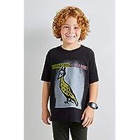 Camiseta Estampada Pf Mini Voodoo Birds Reserva Mini
