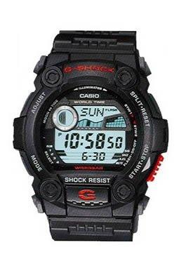 Casio Men's G7900-1 G-Shock Rescue Digital Sport Black Resin (1 G-shock Mens Watch)