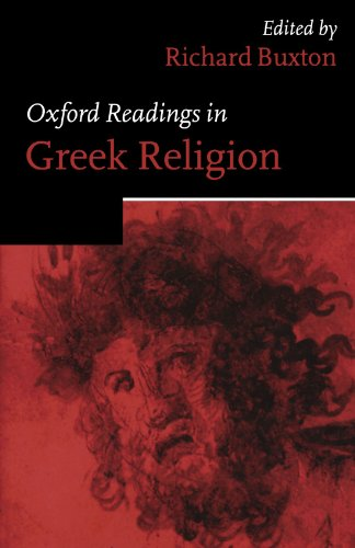 Oxford Readings in Greek Religion (Oxford Readings in Classical Studies)