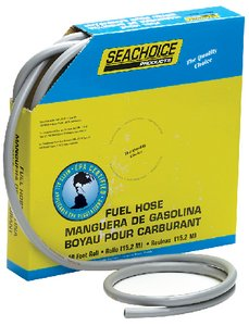 Seachoice 21231 Fuel Hose EPA Compliant, for Repair and Replacement on Outboard Engines, Type B1-15 ()