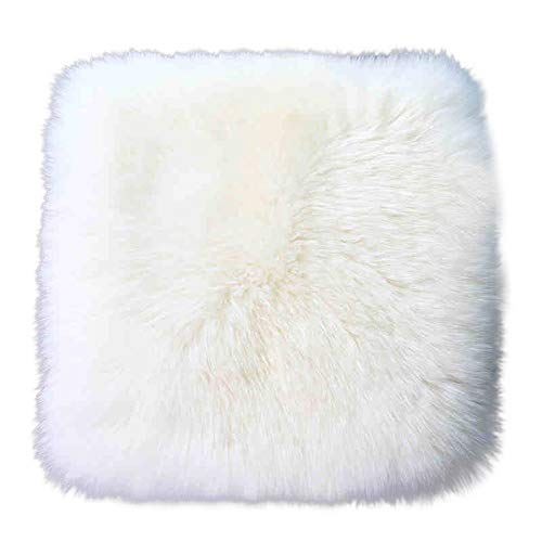 Sheepskin Seat Cushion - USIX 15.7