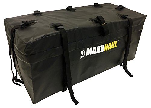 MaxxHaul 70209 Hitch Mount Waterproof/Rainproof Cargo Carrier Bag 47