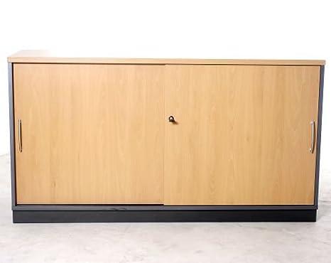 Sideboard Gesika 2 Oh 120 Cm Breit Buche Gebrauchte Buromobel