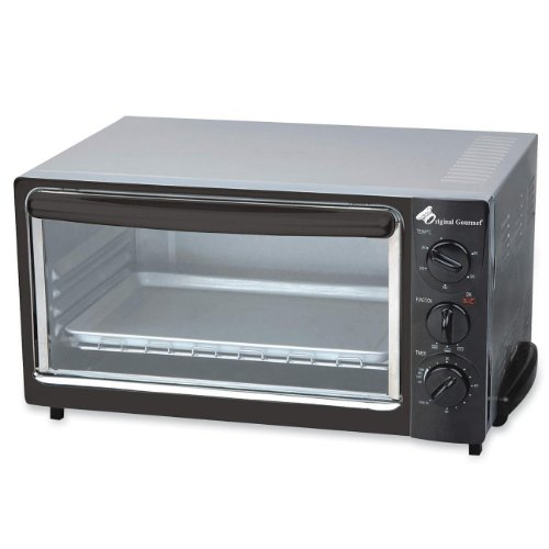 """Coffee Pro CFPOG22 Toaster Ovens, 14"""" Length, 14"""" Width, 16"""" Height, 10 lb"""
