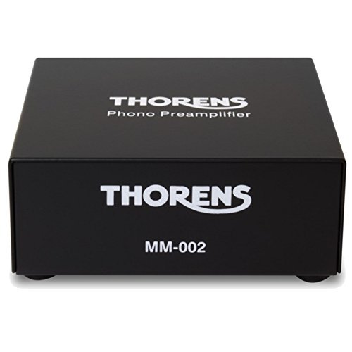 Thorens MM-002 Phono Preamplifier in Black by Thorens