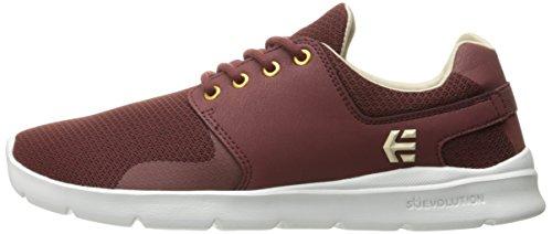 602 Skate Xt Rouge bordeaux Hommes Pour Chaussures Etnies Scout De z1wIH