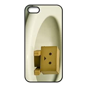 danbo adventures iPhone 4 4s Cell Phone Case Black Tribute gift pxr006-3913282