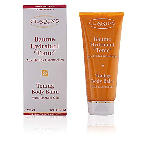 (Clarins Toning Body Balm, 6.9 Ounce)