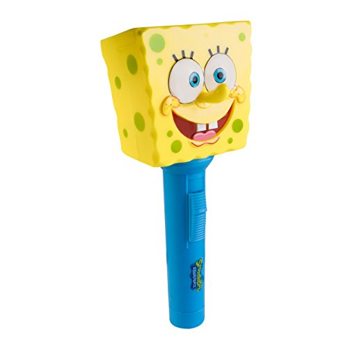 Spongebob Molded Flashlight/Lamp for Kids by (Spongebob Flashlight)