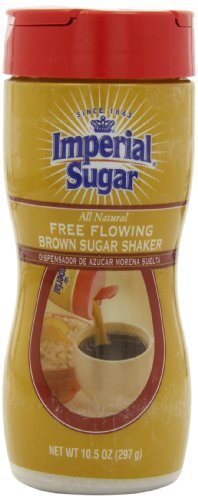 Imperial Free Flowing Brown Sugar Shaker, 10.5-Ounce (Pack of -