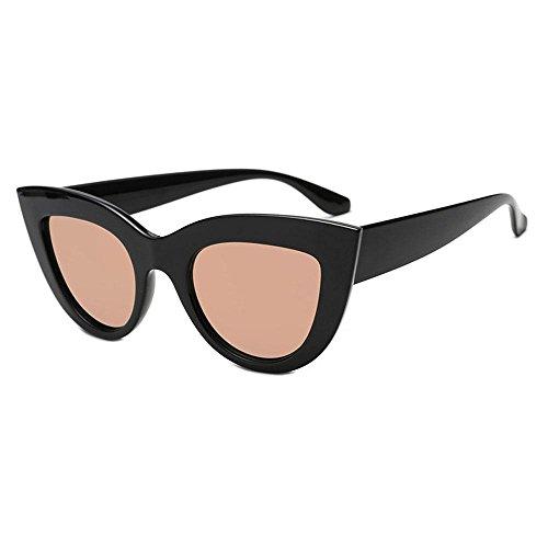 E accesorio Eye Cat moda disfraz de G Aolvo de sol con regalo vintage por gafas corazón mujer gafas de de para multicolor sol Gafas para Navidad sol de niñas de forma n44aCFx