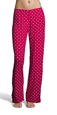 Nanette Lepore Womens Casual Lounge Pajama Sleep Pants