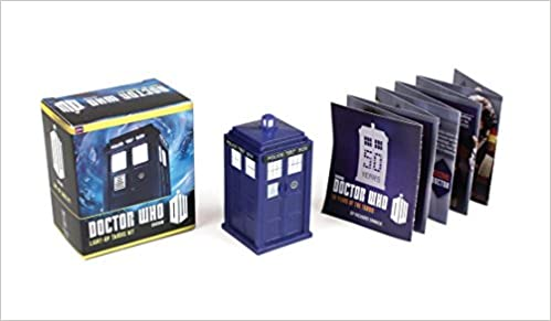 doctor who light up tardis kit miniature editions